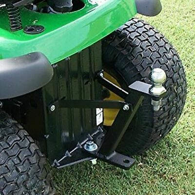 Lawnmower Hitch - John Deere GX345 D130 300 D140 LA145 LT155 S240 X300 X500 X570