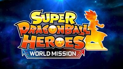 Super Dragon Ball Heroes World Mission (STEAM PC, 2019)