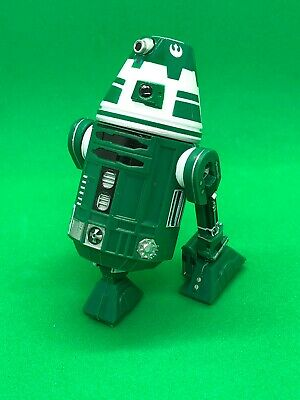 Star Wars Disney Parks Force Friday Last Jedi Droid Factory R4-X2 Loose Complete