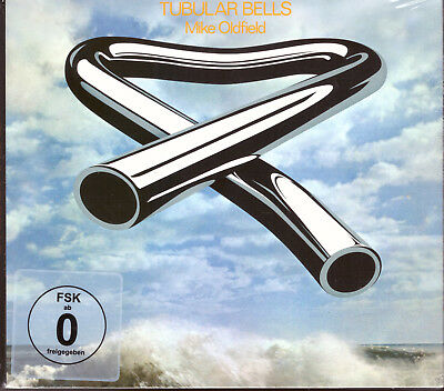 Mike Oldfield Tubular Bells 2 CD + DVD