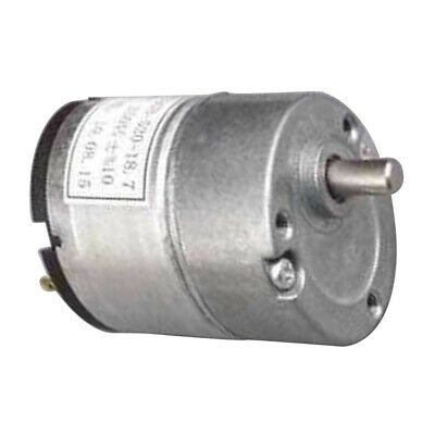 Gear Motor 33GB-520 DC 6V-12V Load Current Slowdown Motor Gearbox 170-350rpm New