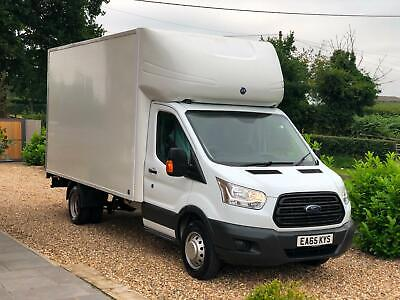 Ford Transit Luton with tail lift!