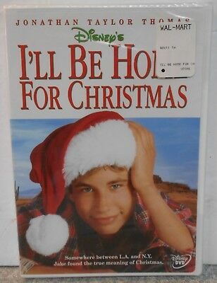 Ill Be Home For Christmas Dvd.Ill Be Home For Christmas Dvd 2000 New Free Shipping In
