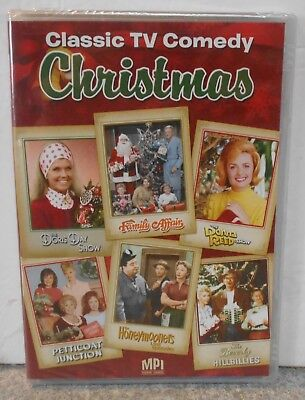 The Ultimate Classic TV Christmas Comedy Collection (DVD, 2013) RARE BRAND NEW