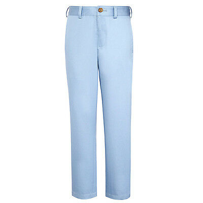 John Lewis Heirloom colection slate blue trousers age 2 BNWT