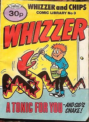 Whizzer and Chips Comic Library No 3