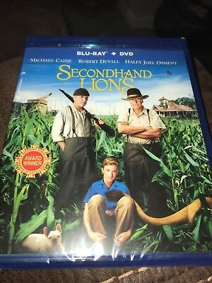 SECONDHAND LIONS (DVD) *DISC ONLY* - $4 99 | PicClick