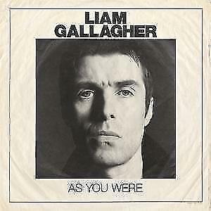 Liam Gallangher - As You Were   CD NEU OVP
