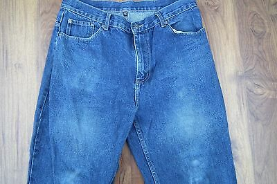 Basics Boys Blue Stonewash  Jeans Age 11 Years 146 Cm