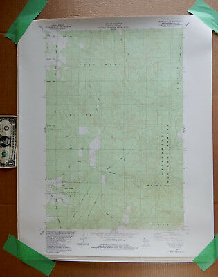 US Dept. of Interior Geological Survey Topo. Maps WI/MI Locations 1950's-1980's