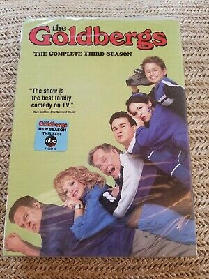 The Goldbergs The Complete Third Season New/sealed