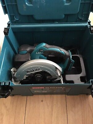 MAKITA LXT DSS611 165mm 18V CORDLESS CIRCULAR SAW  BARE UNIT 2017 MODEL.