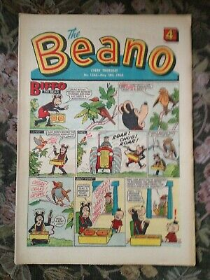 The Beano No. 1348 - May 18th, 1968 (1960s)