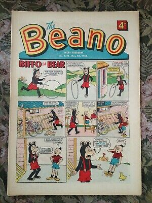 The Beano No. 1346 - May 4th, 1968 (1960s)