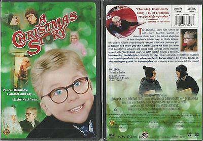 A Christmas Story (2007) Dvd Brand New Sealed
