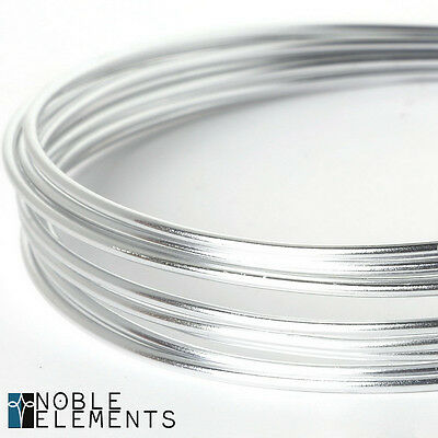 Ultra Fine Silver Wire Rod 99.99% 8 10 12 14 Gauge Mulit Listing Pure Colloidal