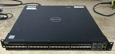 Dell Force10 S4810 48 Port 10GB Switch