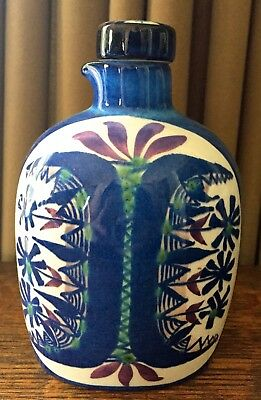 Ceramic Stoppered Bottle - Royal Copenhagen - Fajance, 1970S, 153/2918