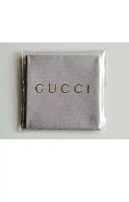 Designer GUCCI Microfiber Eyeglass/Sunglass Cleaning Cloth