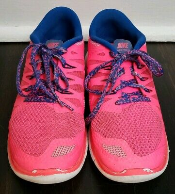 brand new crazy price buying new official photos e1223 b9a92 nike free 5.0 gs pink blue 2014 girls ...