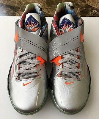 hot sales a0e52 00874 Nike Zoom KD IV 4 AS All Star Galaxy Limited Edition   Kevin Durant