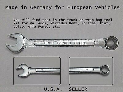Drop Forged Steel 13mm 12 Point Combination Spanner Raised Panel Wrench