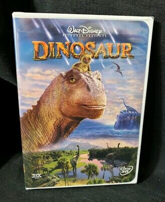 DINOSAUR Disney DVD ~ Brand NEW Factory Sealed ~ FREE SHIPPING
