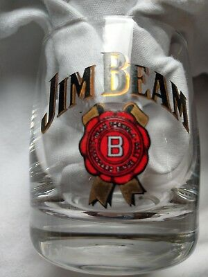 Jim Beam Collectible Michael Andretti #7 Indy 500 Driver Shot Glass Mint Cond.