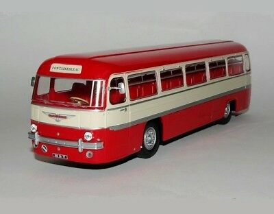 SAVIEM CHAUSSON SC1 France 1960 ACBUS071  Altaya BUS 1:43  New in a blister