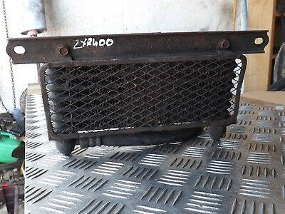 kawasaki zxr400 zxr400h 88-90  oil cooler with oil lines