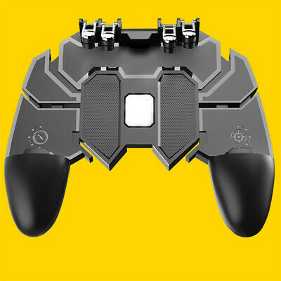 Gaming Grip PUBG Gamepad Joystick Controller for Android/ios Mobile Phone AU