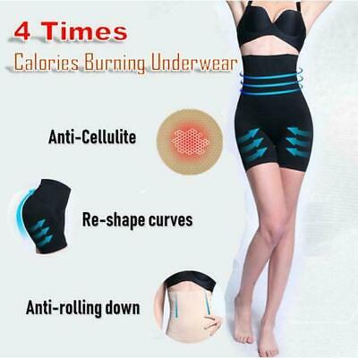 4 Times Calories Burning Slimming Pants Underwear for Women - Free Shipping New