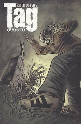 Keith Giffen's Tag - Cursed (Boom colour paperback)