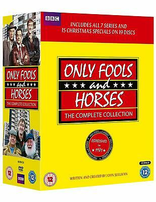 Only Fools & Horses - The Complete Collection DVD New & UNSEALED MINOR BOX WEAR