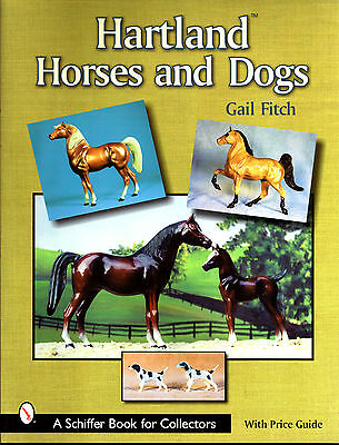 Hartland Horses thru 1999 w/ history artistry values - ID guide book Gail Fitch