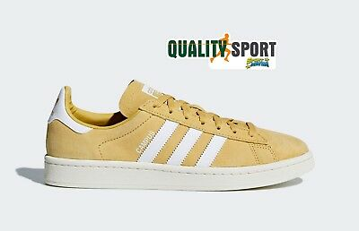 ADIDAS CAMPUS MOUTARDE Chaussures Homme Sportif Baskets