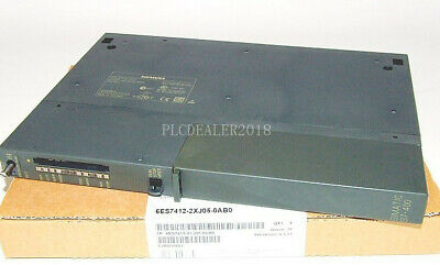 New Siemens Simatic S7-400 6ES7412-2XJ05-0AB0 CPU412-2 Central Processing Unit
