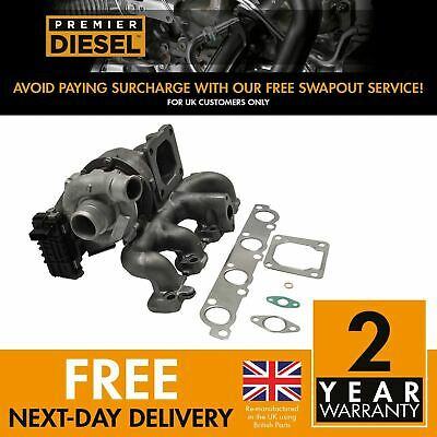 Ford Mondeo III Jaguar X Type 2.0 TDCi 728680 GT1749V 96 Kw 130 HP Turbocharger
