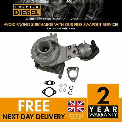 Vauxhall Insignia 2.0 CDTI 786137 118 Kw 160 HP Turbocharger Turbo + Gaskets