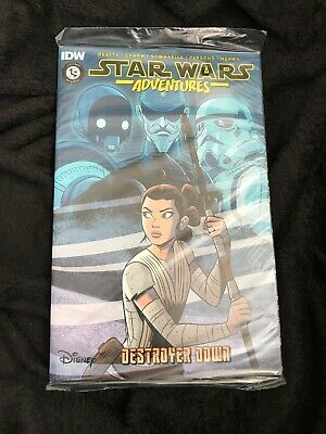 BN - LootCrate Exclusive: Star Wars Adventures - Destroyer Down Graphic Novel