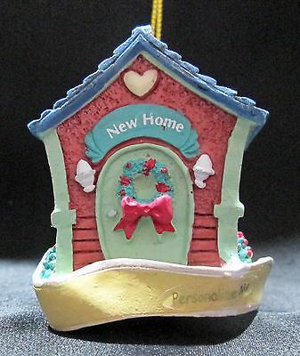 Mistletoe Magic Collection 202151 New Home House Holiday Christmas Ornament Box