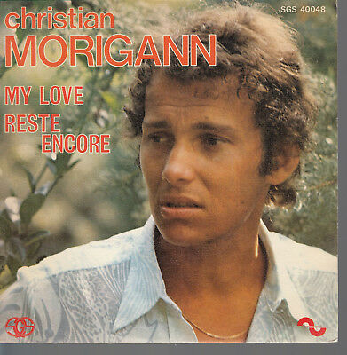 45Trs Vinyl 7''/ French Sp Christian Morigann / My Love