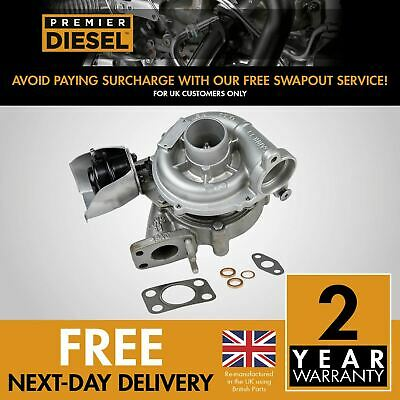 Ford C-MAX Focus II Mondeo 1.6 HDI 753420 80 Kw 109 HP Turbocharger + Gaskets