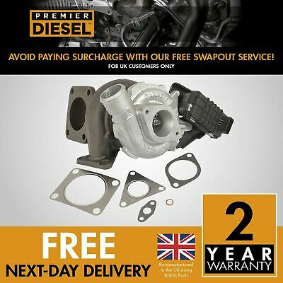 Land-Rover Defender 2.4 TDCi 752610  GTA2052V 105 kw	143 hp  Turbo + Gaskets