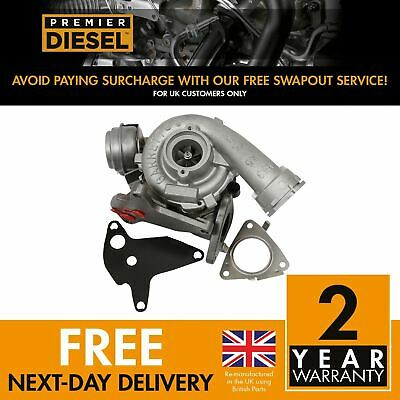 Volkswagen T5 Transporter 2.5 TDI 760698  96 Kw 131 HP Turbocharger + Gaskets