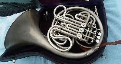 Buescher Double French Horn