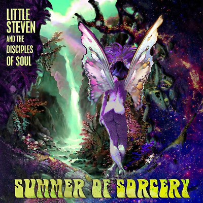 LITTLE STEVEN AND THE DISCIPLES OF SOUL SUMMER OF SORCERY CD Released 03/05/2019