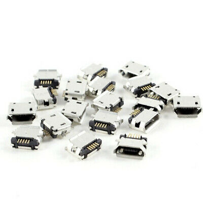 Placement SMD SMT Micro USB Type Plug Adapter B Female Socket Socket Connector