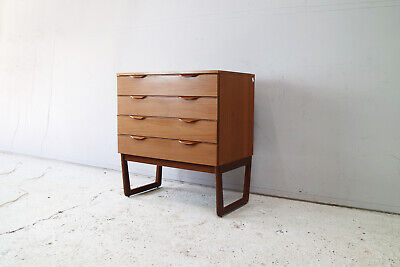 1970's mid century chest of drawers by Europa