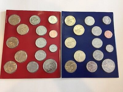 2011 United States Mint Uncirculated Coin Set Denver Philadelphia 28 Coins
